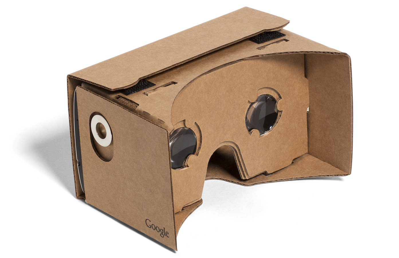 Google Cardboard, Stereoscopic Phones, and the Future of Augmented Reality